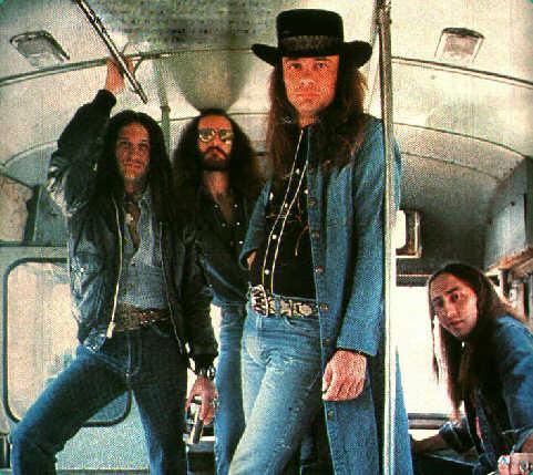Blackfoot (1980)